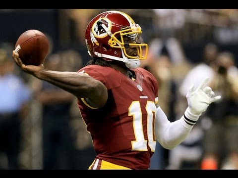 ESPN Anchor: Robert Griffin III Not Black Enough