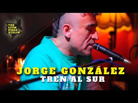 Jorge González- Tren Al Sur video