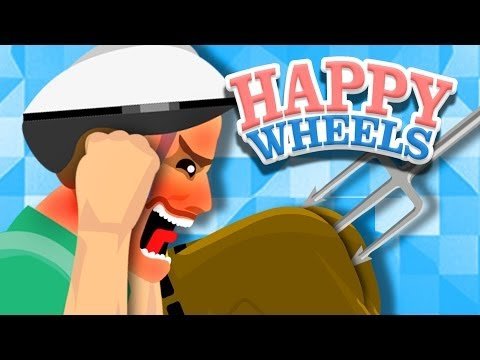 EPIC BUTT STAB - Happy Wheels