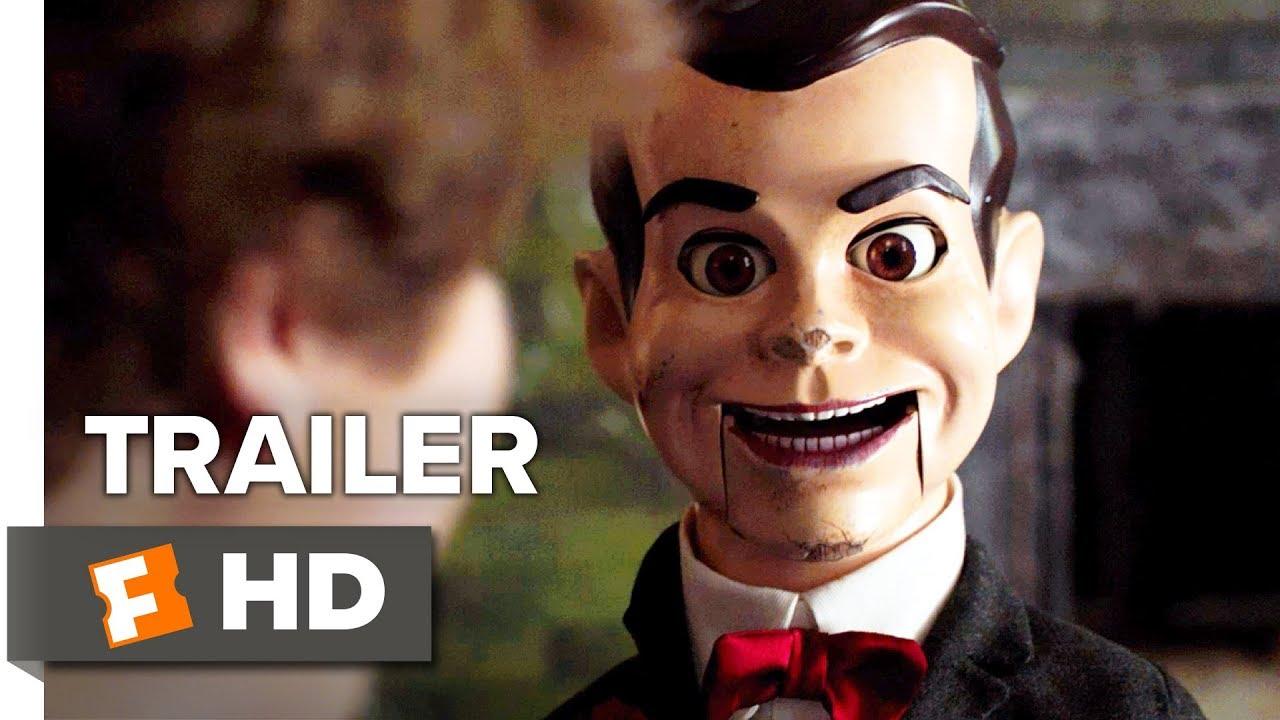 Goosebumps 2: Haunted Halloween Trailer #1 (2018) | Movieclips Trailers