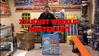 Hot Wheels Master Set unboxing with All 15 Super Treasure Hunts! | Hot Wheels