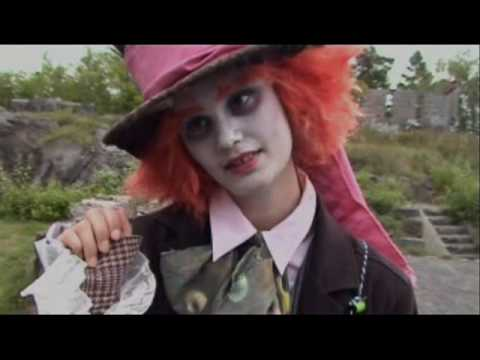 Alice In Wonderland Parody video