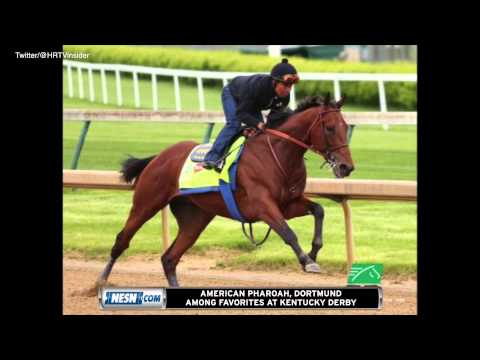 Top Horses To Watch At 2015 Kentucky Derby