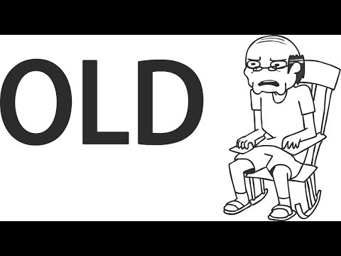 This animation describes perfectly the fear of becoming and being old. Which feelings do you let in and which emotions are better to avoid?