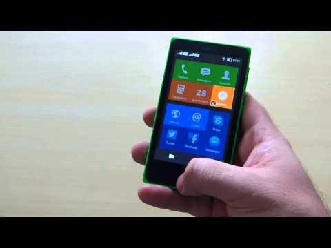 Review do Smartphone Nokia X - Parece Windows, mas não é