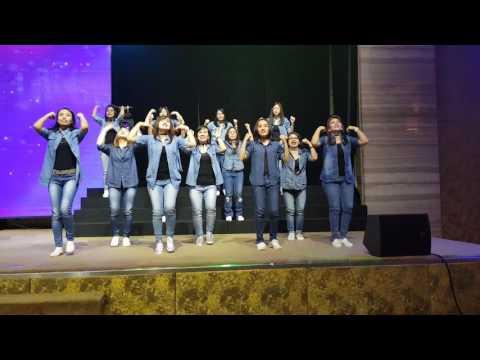 Blessed Choir NDC BW3# Tak Tertandingi