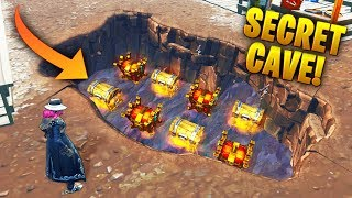 SECRET *TILTED TOWN* CAVE!! - Fortnite Funny WTF Fails and Daily Best Moments Ep.1291
