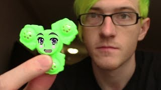Cheating On My Wife With Anime Fidget Spinner (TRUE STORY)