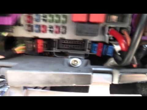 How to use the VAG-COM KKL with a Fiat Punto MK2 (00-03)