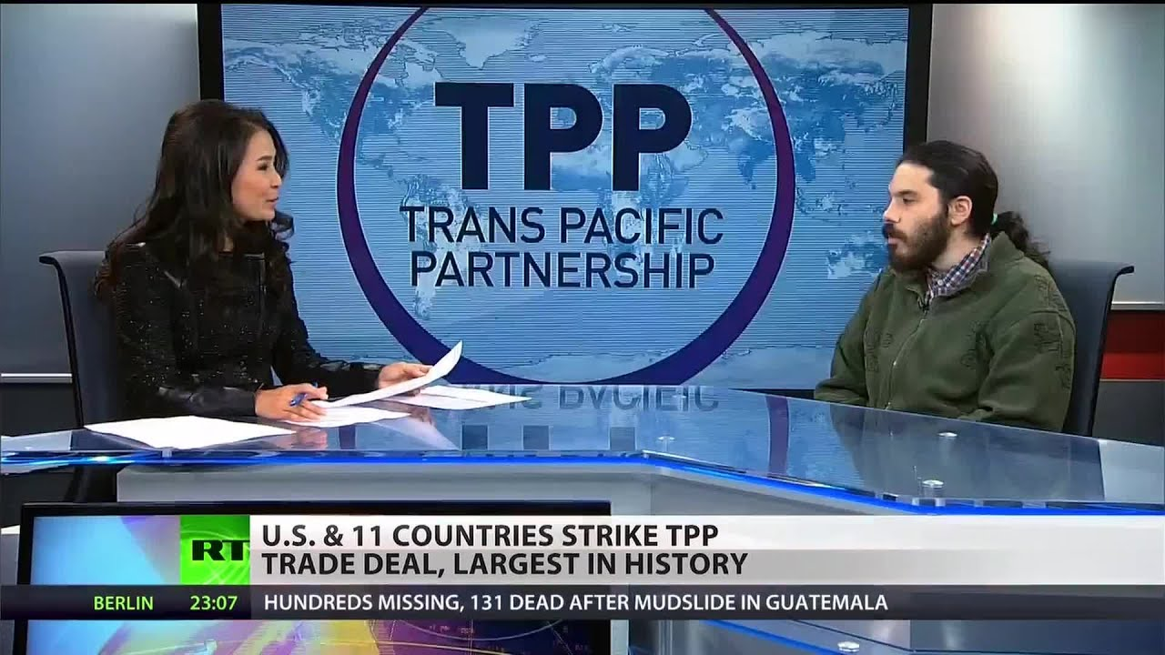 If more people knew what was in TPP deal, they'd be outraged – labor advocate
