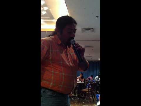 Mogh Thujo Kithlo Ashelo (cover By Nelson) video