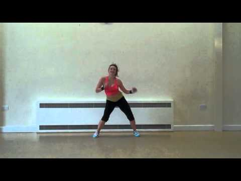 Yvette's Dance Fitness Routine To 'call My Name' By Cheryl video