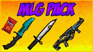 ★ MLG MINECRAFT PVP TEXTURE PACK ★