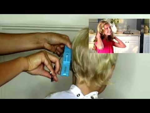 how to cut a boys haircut easy kids haircutting at home