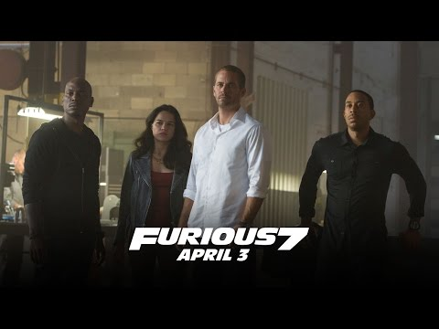 Furious 7 - Now Playing