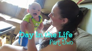 1st DAY IN THE LIFE! (Part Two) | Our Lives, Our Reasons, Our Sanity