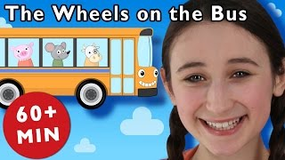 download lagu B Is For Bus  The Wheels On The gratis