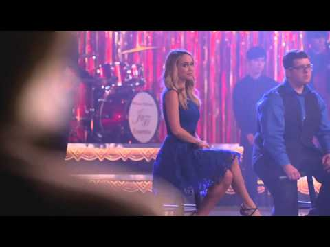 GLEE   Full Performance of  All Out of Love  from  The Hurt Locker, Part 2