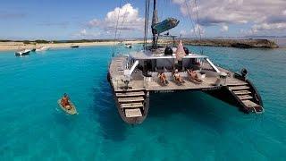 Catamaran Wonderful Sint Maarten