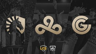 Good Luck at Worlds: #LCS