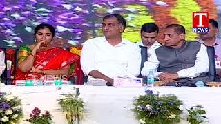 Minister Etela Rajender Speech at Vaani Niketan Vidya Samithi Swarnostavalu  Telugu