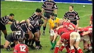 Munster vs Gloucester Rugby Miracle Match highlights