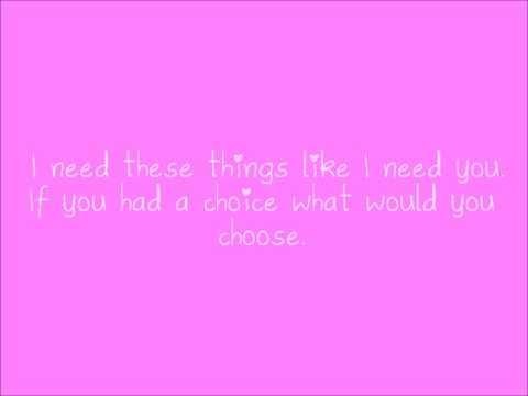 Chris Brown - Without You - Lyrics