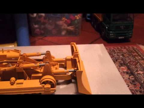 RC Bruder  Cat D5 test 1