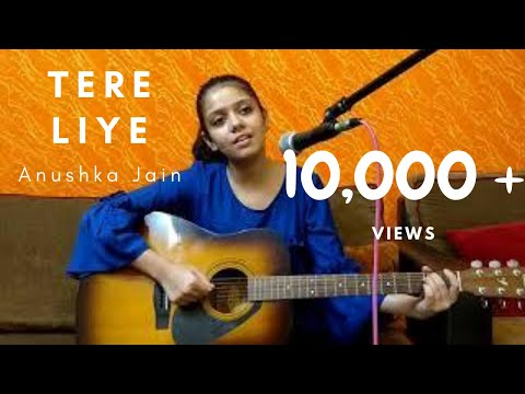 Tere Liye (Veer Zara)|Lata Mangeshkar|Roop Kumar Rathod|Female Cover By Anushka Jain