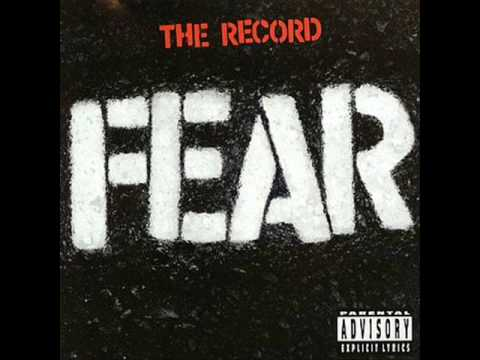 Fear - Lets Have A War