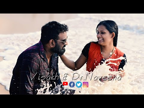 New generation kerala cinematic post wedding video of visakh&naveena