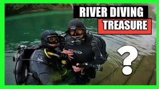 Scuba Diving Treasure Hunting @ Comal River (Have you tried?)