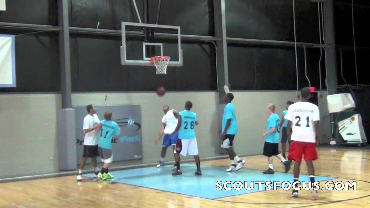 Tony Nunn Basketball is 6'8 Tony Nunn The Best