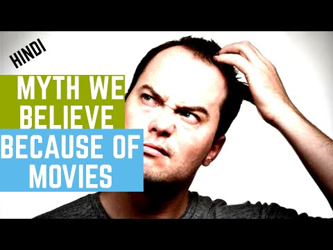 Myths we believe because of movies. | Hindi | Ankit bisht.