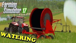 Farming Simulator 17  Irrifrance Optima Irrigation
