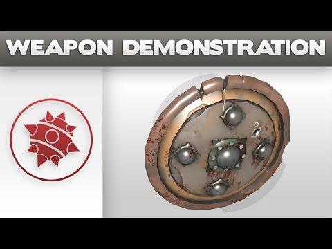 Weapon Demonstration: Splendid Screen