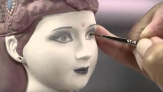 download lagu The Making Of High Porcelain Saraswati Lladro gratis