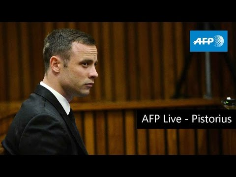 Pistorius Verdict - Thursday, September 10