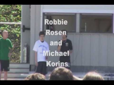 Robbie Rosen and Michael Korins - God Bless America / National Anthem