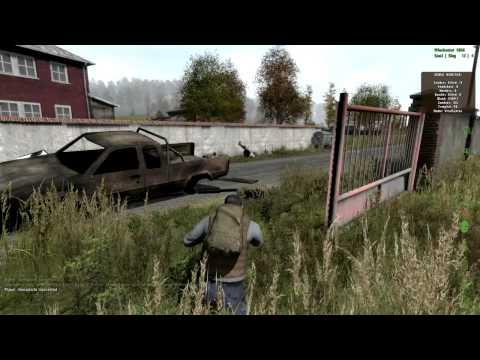 DayZ: Zombie Mod Gameplay Review