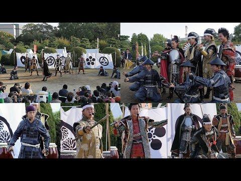 名古屋おもてなし武将隊4周年祭
