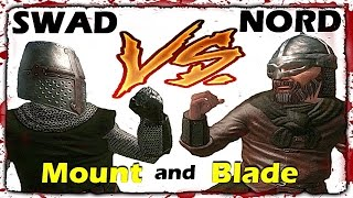 Swad VS Nord • Mount and Blade