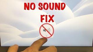 How To Fix NO SOUND for MacBook Air