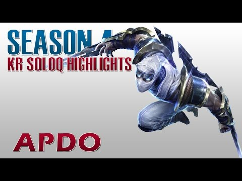 Apdo vs Faker - Zed vs Talon - KR SoloQ Highlights