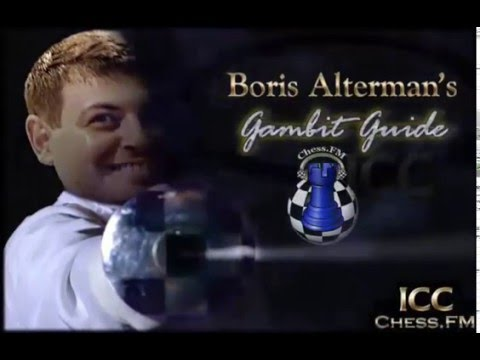 GM Alterman's Gambit Guide - Polugaevsky Gambit - Part 3 at Chessclub.com