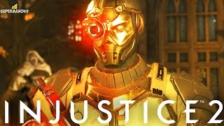 AMAZING MATCH VS OFFENSIVE DEADSHOT - Injustice 2