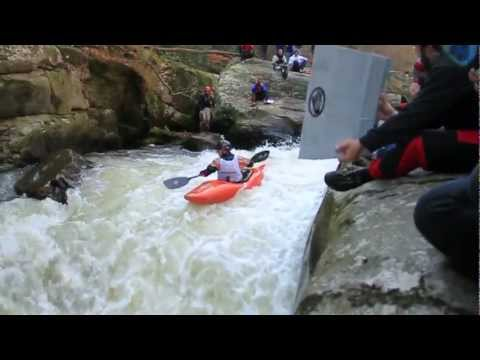 2012 Green River Extreme Kayak Race: Highlight Reel