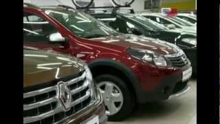 2011 Renault Sandero Stepway / Тест-драйв народных АВТО