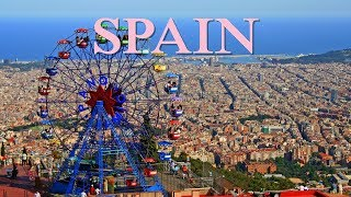 10 Best Places to Visit in Spain - Spain Travel Video