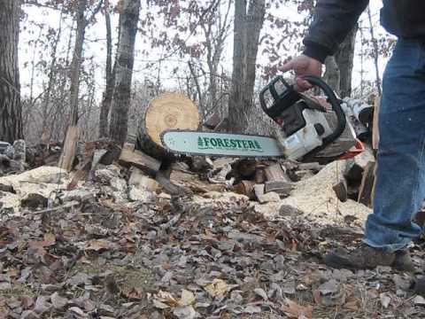 Stihl 029 super chainsaw